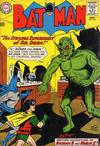 Cover for Batman (DC, 1940 series) #154