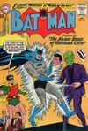 Cover for Batman (DC, 1940 series) #160