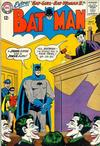 Cover for Batman (DC, 1940 series) #163