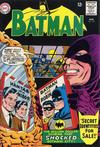 Cover for Batman (DC, 1940 series) #173