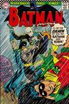 Cover for Batman (DC, 1940 series) #180