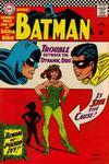 Cover for Batman (DC, 1940 series) #181
