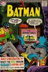 Cover for Batman (DC, 1940 series) #183