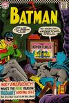 Cover for Batman (DC, 1940 series) #183