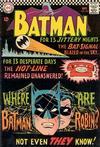 Cover for Batman (DC, 1940 series) #184