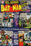 Cover for Batman (DC, 1940 series) #185