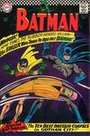 Cover for Batman (DC, 1940 series) #188