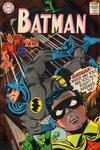 Cover for Batman (DC, 1940 series) #196