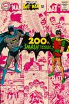 Cover for Batman (DC, 1940 series) #200