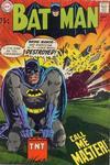 Cover for Batman (DC, 1940 series) #215