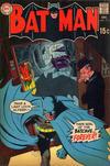 Cover for Batman (DC, 1940 series) #217
