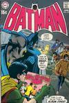 Cover for Batman (DC, 1940 series) #222