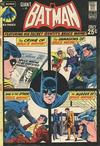 Cover for Batman (DC, 1940 series) #233