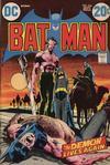 Cover for Batman (DC, 1940 series) #244