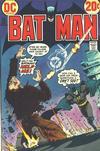 Cover for Batman (DC, 1940 series) #248