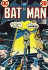 Cover for Batman (DC, 1940 series) #249