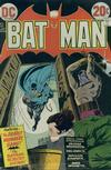 Cover for Batman (DC, 1940 series) #250
