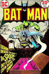 Cover for Batman (DC, 1940 series) #252