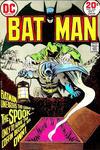 Cover for Batman (DC, 1940 series) #252