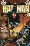 Cover for Batman (DC, 1940 series) #253
