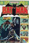 Cover for Batman (DC, 1940 series) #255