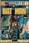 Cover for Batman (DC, 1940 series) #262