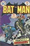 Cover for Batman (DC, 1940 series) #264