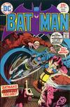 Cover for Batman (DC, 1940 series) #265