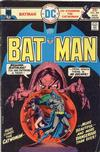 Cover for Batman (DC, 1940 series) #266