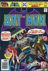 Cover for Batman (DC, 1940 series) #278