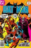 Cover for Batman (DC, 1940 series) #284