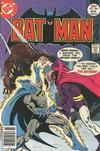 Cover for Batman (DC, 1940 series) #285