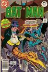 Cover for Batman (DC, 1940 series) #287