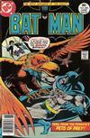 Cover for Batman (DC, 1940 series) #288