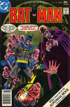 Cover for Batman (DC, 1940 series) #290