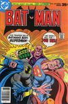 Cover for Batman (DC, 1940 series) #293