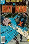 Cover for Batman (DC, 1940 series) #298