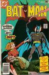 Cover for Batman (DC, 1940 series) #301