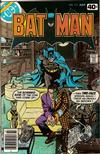 Cover for Batman (DC, 1940 series) #313