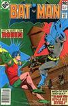 Cover for Batman (DC, 1940 series) #316