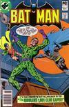 Cover for Batman (DC, 1940 series) #317