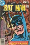 Cover for Batman (DC, 1940 series) #320