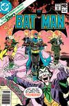 Cover for Batman (DC, 1940 series) #321