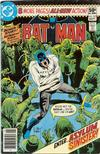 Cover for Batman (DC, 1940 series) #327