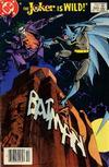 Cover for Batman (DC, 1940 series) #366 [Newsstand]