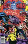 Cover for Batman (DC, 1940 series) #379 [Newsstand]