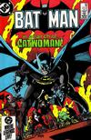 Cover for Batman (DC, 1940 series) #382 [Direct]