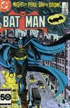 Cover for Batman (DC, 1940 series) #385 [Direct]