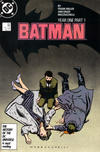 Cover for Batman (DC, 1940 series) #404 [Direct]