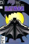 Cover Thumbnail for Batman (1940 series) #405 [Direct Sales]